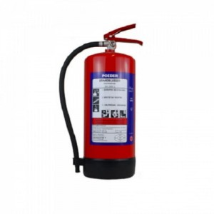 Dutch Fire Safety 6 kg poederblusser